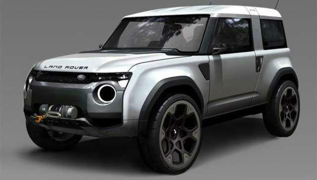 Land Rover Defender 2017