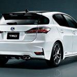 Lexus CT 2017 TRD