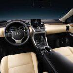 Lexus ES 2017 Interior