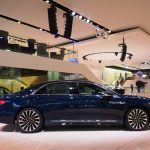 Lincoln Continental 2017 Black Label