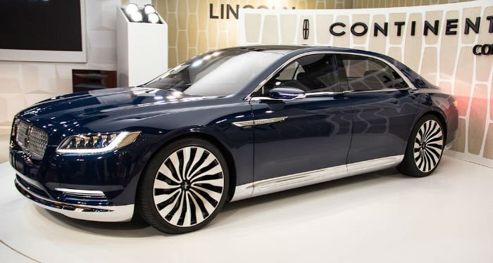 Lincoln Continental 2017 Concept