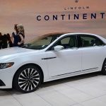 Lincoln Continental 2017 Coupe