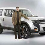 New Land Rover Defender 2017