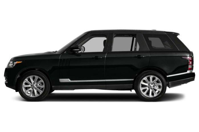 Range Rover 2017 Black