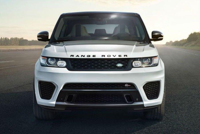 Range Rover 2017 Facelift