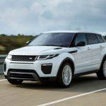 Range Rover 2017 White