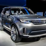 Range Rover Discovery Sport 2017