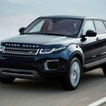 Range Rover Evoque 2017 Model