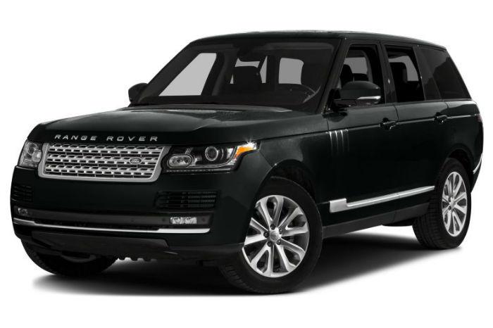 Range Rover Sport 2017 Black