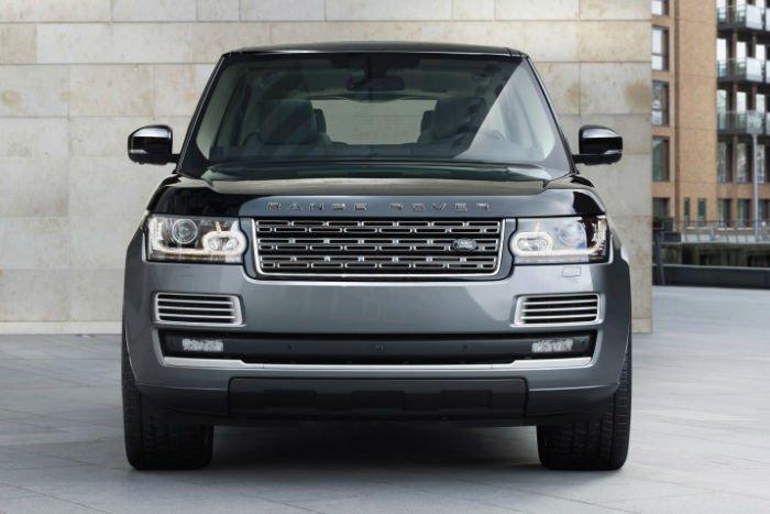 Range Rover Sport 2017 Facelift