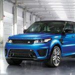 Range Rover Sport 2017 Model