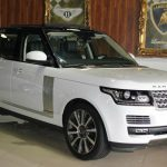Range Rover Vogue 2017 Changes