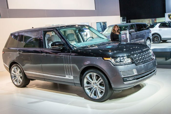 Range Rover Vogue 2017 Model