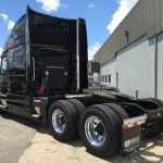 2017 Volvo VNL 780 Wheels