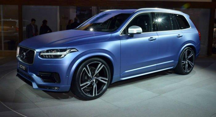 2017 Volvo XC90 Colors