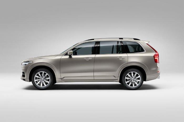 Volvo XC60 2017 Fleet Edition
