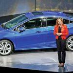 new Chevrolet Cruze 2017