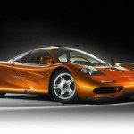 2016 McLaren F1 Model