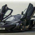 2016 McLaren P1 Doors
