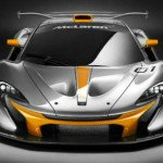 2016 McLaren P1 Facelift