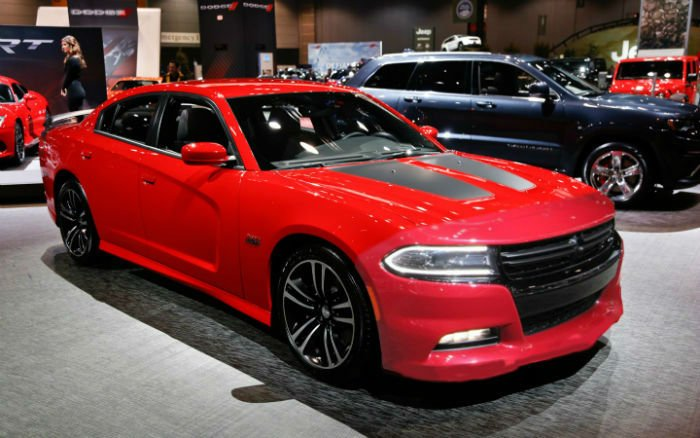 2017 Dodge Charger SRT8 Hellcat