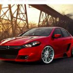 2017 Dodge Dart SRT