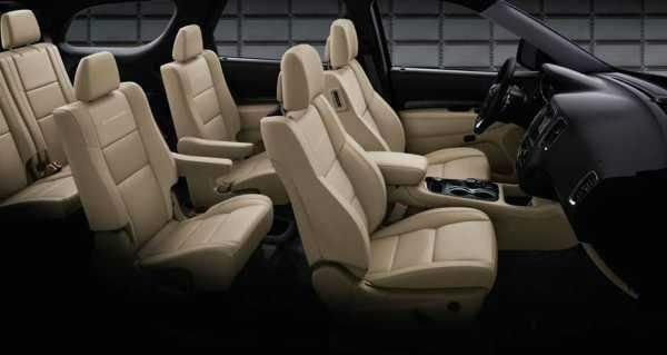 2017 Dodge-Durango Ceating Capacity 7