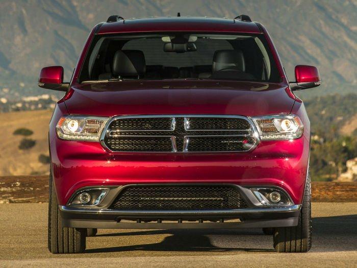 2017 Dodge Durango Citadel Facelift