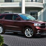 2017 Dodge Durango Colors