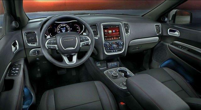 2017 Dodge Durango Interior