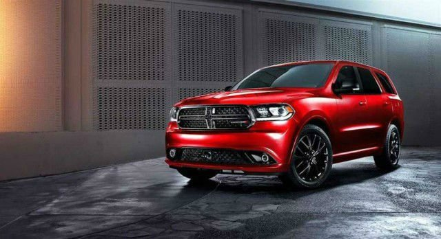 2017 Dodge Durango RT Model