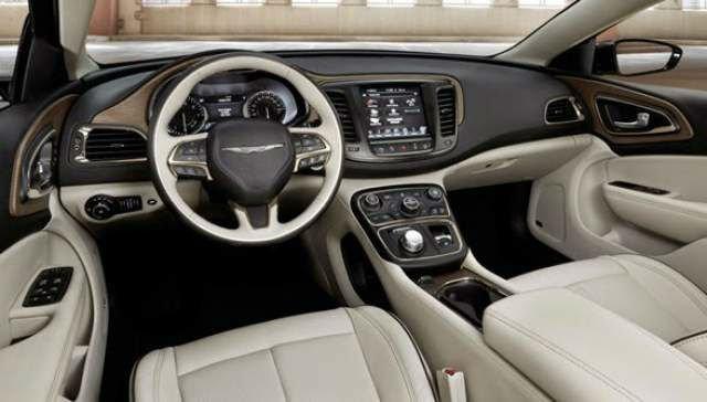 Dodge Durango 2017 Interior
