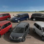 2017 Dodge Grand Caravan Colors