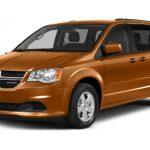2017 Dodge Grand Caravan Ft