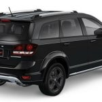 2017 Dodge Journey Black