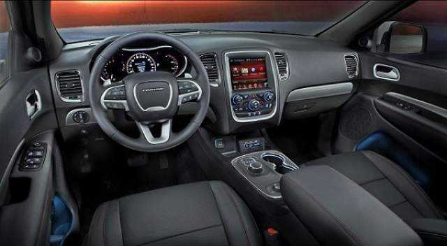 2017 dodge journey interior - Dodge durango 2017 interior pictures ...
