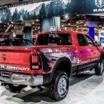 2017 Dodge Power Wagon Colors