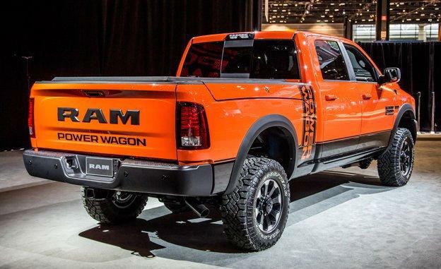 2017 Dodge Power Wagon Diesel