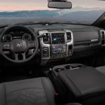 2017 Dodge Power Wagon Interior