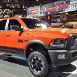 2017 Dodge Power Wagon MPG