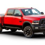 2017 Dodge Power Wagon MSRP
