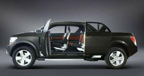2017 Dodge Ram 1500 Concept