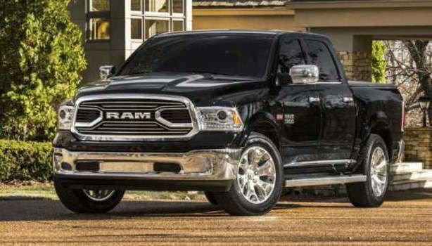 2017 Dodge Ram 1500 Hemi