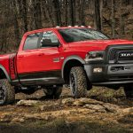 2017 Dodge Ram 1500 Rebel
