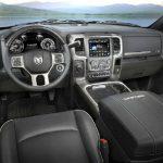 2017 Dodge Ram 3500 Interior