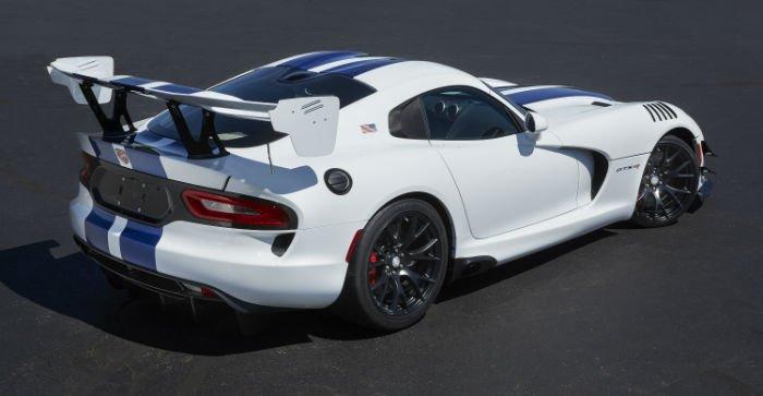 2017 Dodge Viper GTS Model