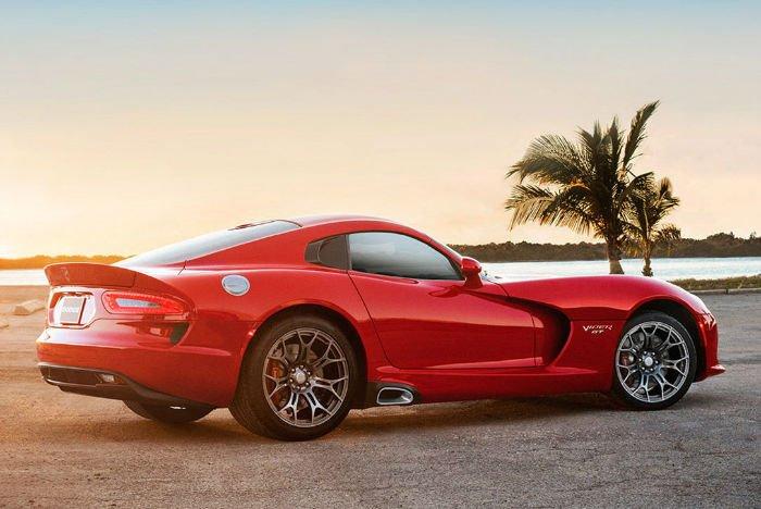2017 Dodge Viper SRT
