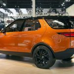 2017 Land Rover Discovery LR4