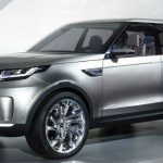2017 Land Rover Discovery LR5