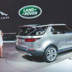 2017 Land Rover LR4 Diesel